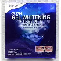Гель, полоски для отбеливания зубов Ultra Gel Whitening