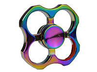 Оригинальный Прикольный Сувенир Игрушка Спиннер Toy Spinner UK K5 Вертушка Антистресс Металлический