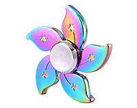 Оригинальный Прикольный Сувенир Игрушка Спиннер Toy Spinner UK К11 Вертушка Антистресс Металлический