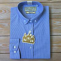 """Модная рубашка для мальчика под джинсы """"Княжич"""", фото 1"""