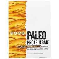 The Julian Bakery, Протеиновые батончики палео, Чистое подсолнечное масло , 12 батончиков, 2,05 унции (58,3 г) каждый