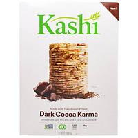 Kashi, Зерновой завтрак с темным какао Dark Cocoa Karma, 16,1 унции (456 г)