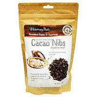 Wilderness Poets, Сырая пища для жизни, ядра какао-бобов, кокос подслащенный, 226,8 г (8 унций)