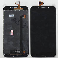 Дисплей + сенсор Bravis A553 Discovery Dual Sim, S-TELL M555, UMI Rome X Ergo A553 Черный