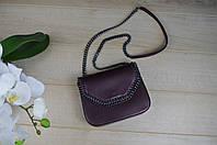 Бордовая сумка VirginiaConti