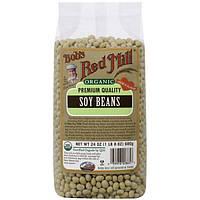Bobs Red Mill, Органические соевые бобы, 24 унции (680 г)