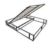 Каркас кровати двухспальный вкладной с подъемным механизмом и основанием (без фиксатора)
