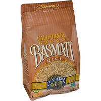 Lundberg, Калифорнийский коричневый рис басмати, 32 унции (907 г)