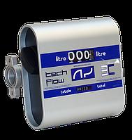TECH FLOW 3C - счетчик расхода топлива для ДТ от 20-120 л/мин