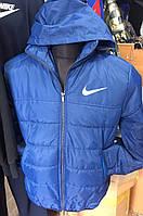 Мужская куртка ветровка Nike (Найк) 46-54 рр.