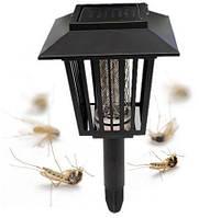 Уличный уничтожитель комаров IK-402 на солнечных батареях VVF