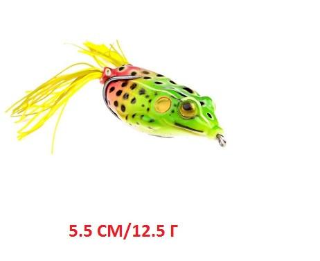 Рыболовная приманка , селиконовая Жаба