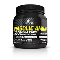 Olimp Anabolic Amino 5500 Mega Caps 400 кап.