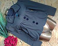 Пиджак пальто MINION олива 2353 46-48р