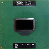 Процессор S-478 Intel Pentium M 735 SL7EP 1.7Ghz 2MB