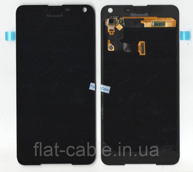 Дисплей + сенсор Microsoft Lumia 650 Чёрный