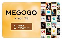 """Подписка MEGOGO """"Кино и ТВ Оптимальная"""" 1м"""