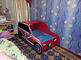 Детская кровать Мини Купер, фото 3