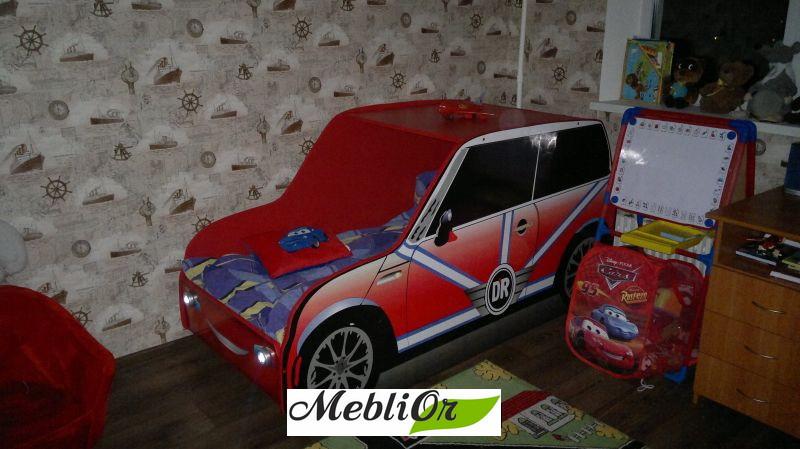 Детская кровать Мини Купер