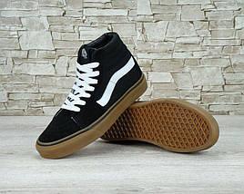 Кеды Vans Old Skool high Ski8-Hi Pro SMU Sneakers, (унисекс), vans old school, ванс олд скул, фото 2