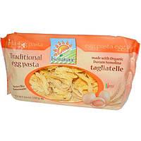 Bionaturae, Традиционные яичные макароны, тальятелле, 8,8 унции (250 г)