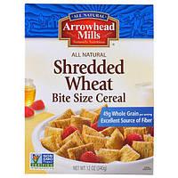 Arrowhead Mills, Измельченная пшеница, зерновые хлопья, 12 унций (340 г)