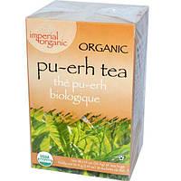 Uncle Lees Tea, Органический чай пуэр, 18 чайных пакетиков, 1,14 унции (32,4 г)