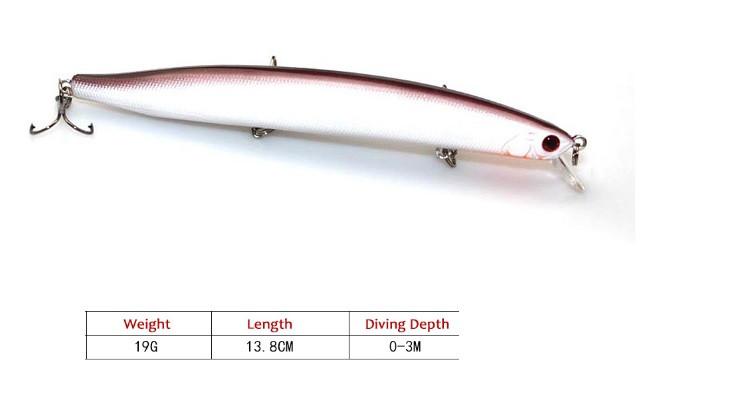Воблер O.S.P. Rudra 130 - 140 SP