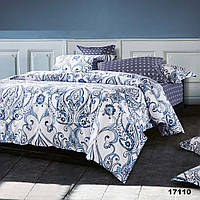 Постельное белье двуспальный комплект Viluta ткань Ранфорс 100% хлопок арт. 17110