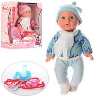 Кукла-пупс интерактивный Baby Doll (Беби Долл, Беби Борн), набор доктора