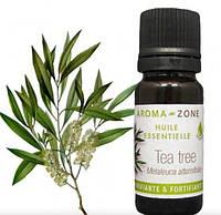 Эфирное Масло Чайного Дерева 10мл Австралия. TEA TREE BIO Melaleuca alternifolia.(Стекло)