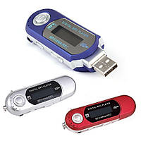 MP3 плеер USB флешка с радио
