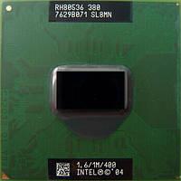 Процессор S-478 Intel Celeron 380M SL8MN 1.6GHz 400MHz 1MB