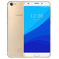 """Смартфон UMI Umidigi G gold золото (2SIM) 5"""" 2/16GB 2/8Мп 3G 4G оригинал Гарантия!"""