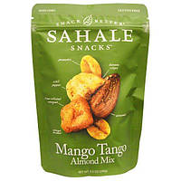 Sahale Snacks, Snack Better, смесь миндального с манго танго, 8 унций (226 г)