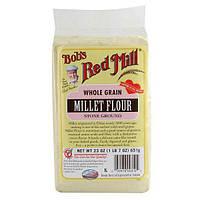 Bobs Red Mill, Цельнозерновая пшенная мука мельничного помола, 23 унции (652 г)