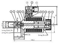 2х-позиционный искробезопасный распределитель PONAR типа 2IRED 6
