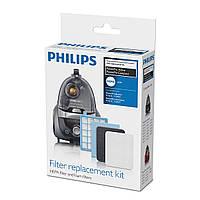 Набор фильтров для пылесоса Philips FC 8058/01, 3 шт. (FC8058/01)