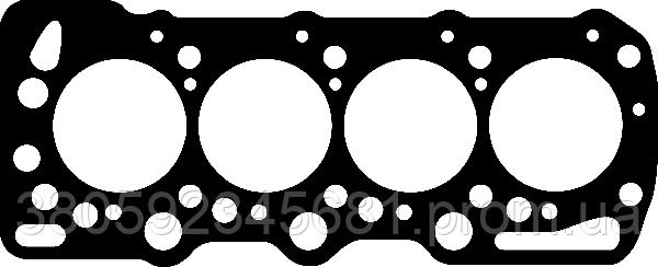 Прокладка головки Combo/Corsa/Astra F/Vectra A/B 1.6/1.7 D/TD 91-98 (1.45mm)