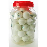 Мячи (шарики) для настольного тенниса Finals 3216: 60 штук в банке