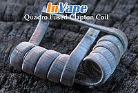 Quadro Fused Clapton Coil (Ручная работа)