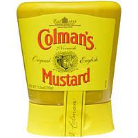 Colmans, Натуральная английская горчица, 5,3 унции (150 г)