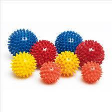Мячики массажные