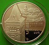 5 гривень Україна 2016 - Давній Дрогобич -Дрогобич, фото 2