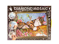 Набор для творчества Алмазная живопись DIAMOND MOSAIC большой ()