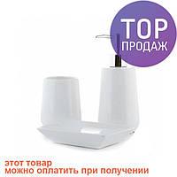 Керамический набор для ванной Классика  / Ванные принадлежности