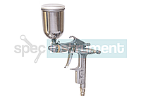 Краскопульт пневматический верхний бак AUARITA K-3-0.5