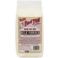 Bobs Red Mill, Сухое молоко, нежирное, 22 унции (623 г)