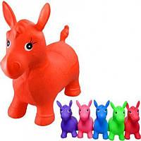 Прыгун-лошадка, в кульке 60-30см, 6 цветов, 1350 гр
