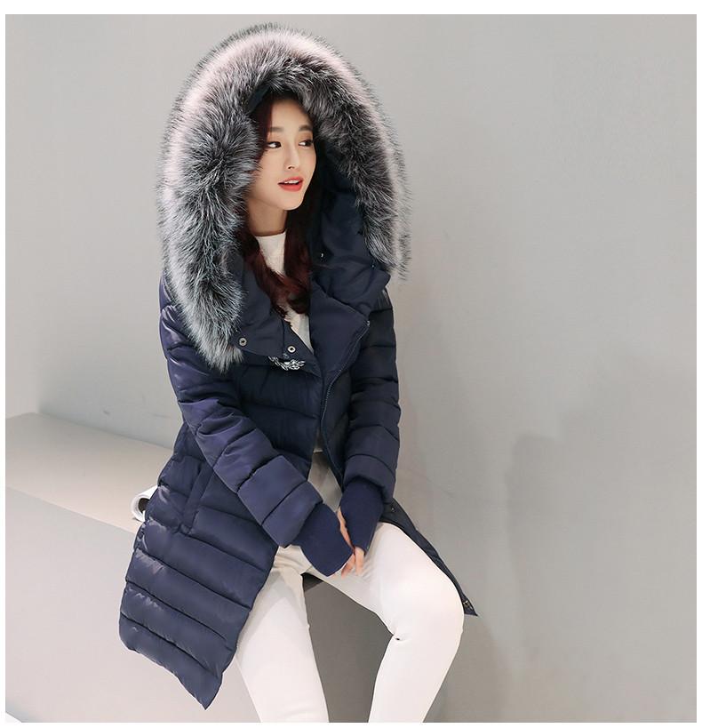 Женские куртки пуховик с капюшоном приталенный брошь  продажа, цена ... 92e36e542ea